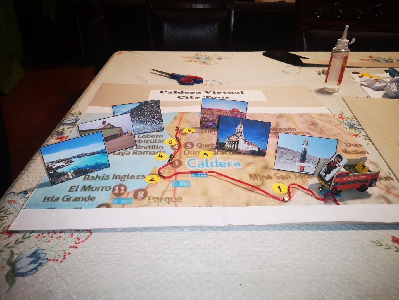 Caldera Virtual City Tour