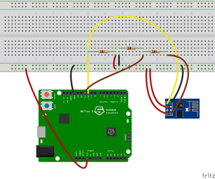 HiFive1 Arduino Board With ESP-01 WiFi Module Tutorial