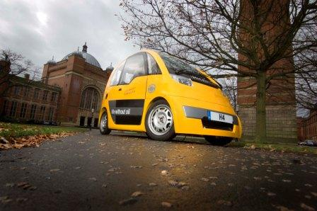 Renewable energy to power vehicle engine