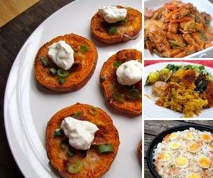 Cooking Recipes Mix