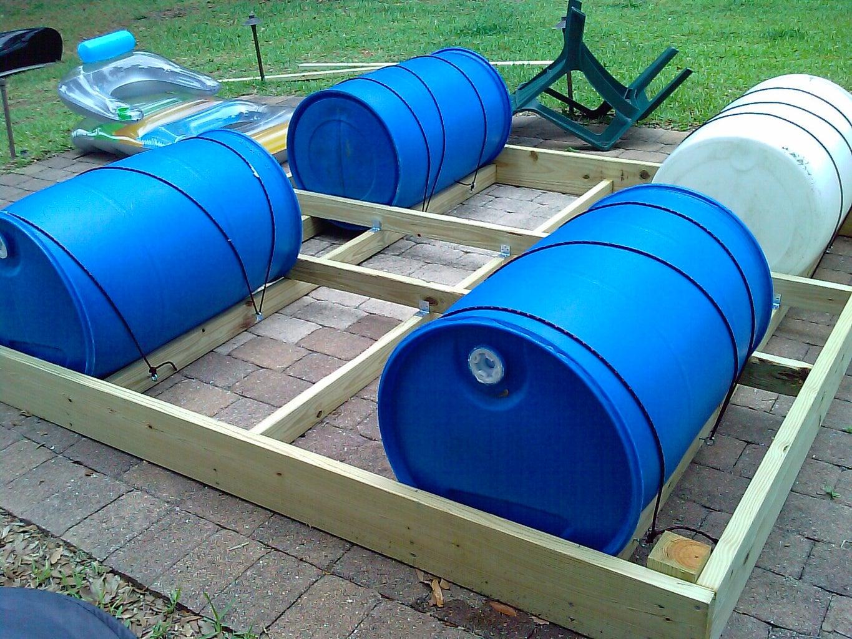 Add the Barrels