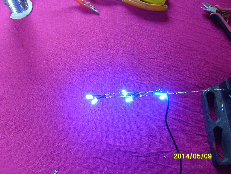 LEDs, Assembly