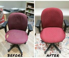 Reupholster an Office Chair
