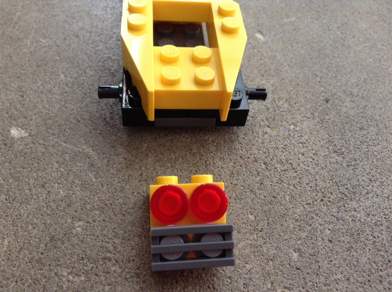 Make the Tail Light and Exhaust Unit