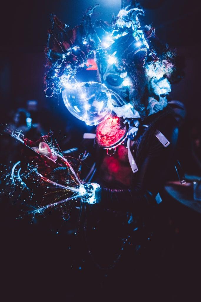 The Fishman Alien Cyborg