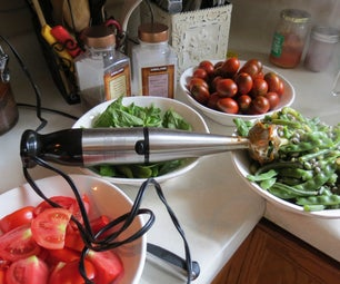 How to Make and Easy Heirloom Tomato Puree: It Can Be Used Many Ways!
