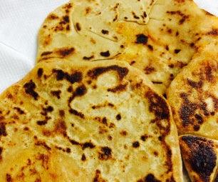 Tasty Aloo Paratha