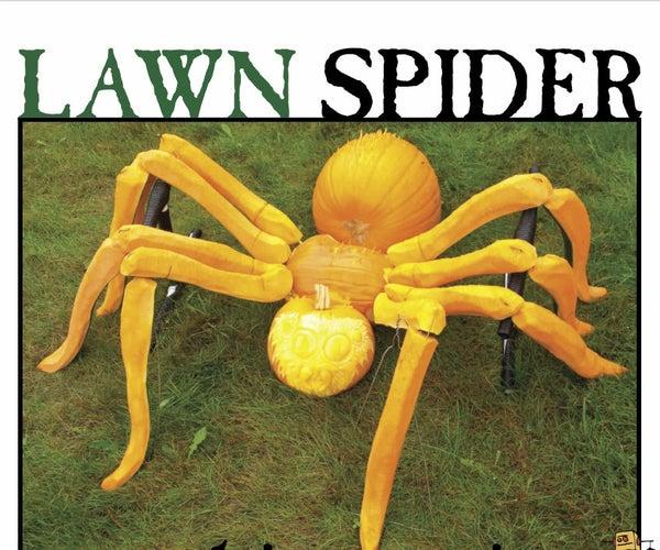 Lawn Spider!!