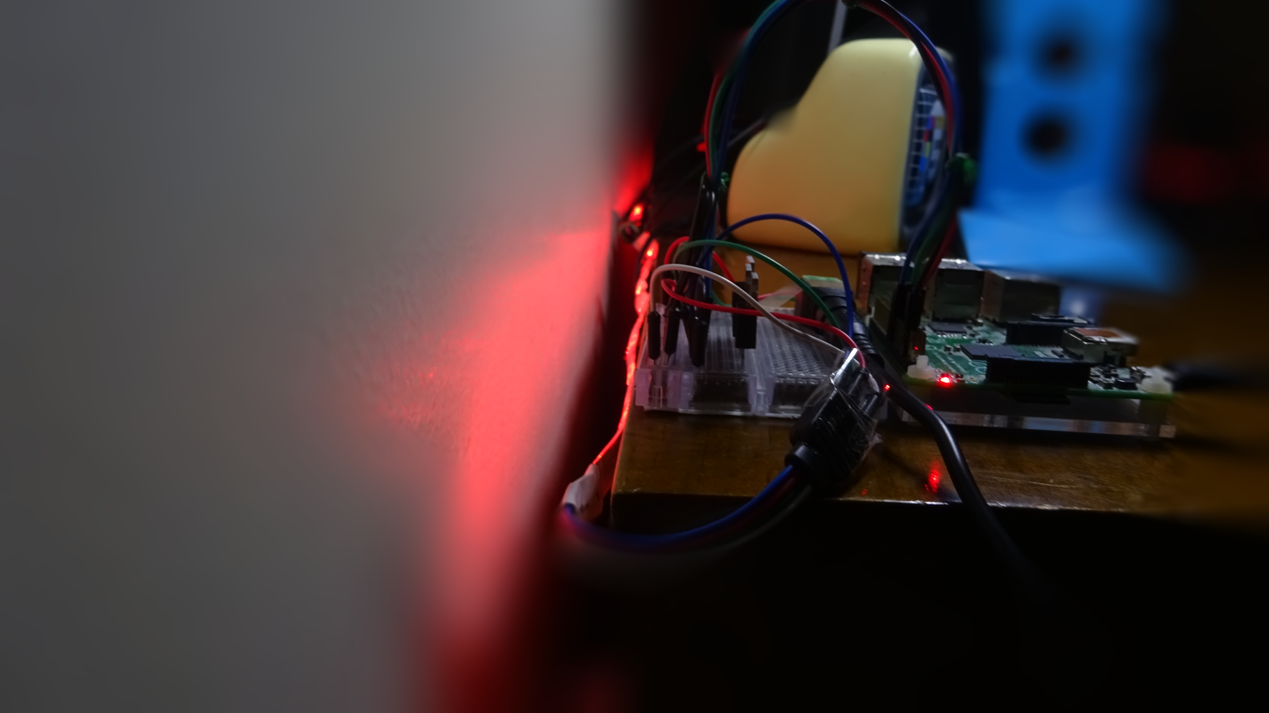 Wifi Controlled 12v Led Strip Using Raspberry Pi With Tasker, Ifttt Integration.