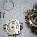 E46 M3 Powersteering Pumpe Teardown (semi Destructive)