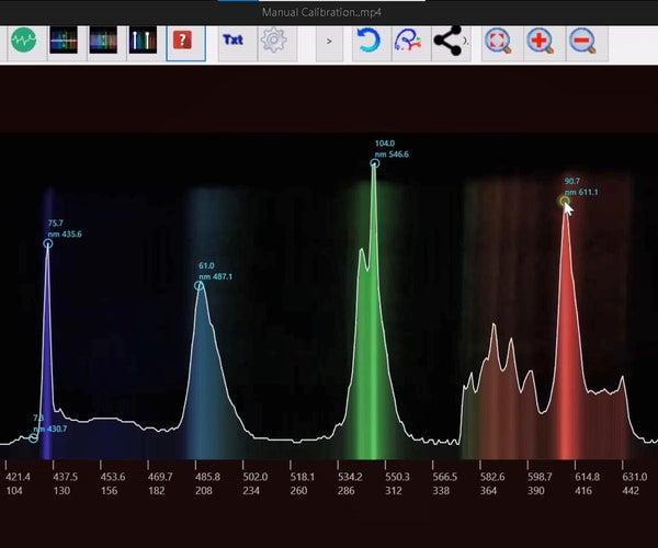 Not  Spectrometer-DIY