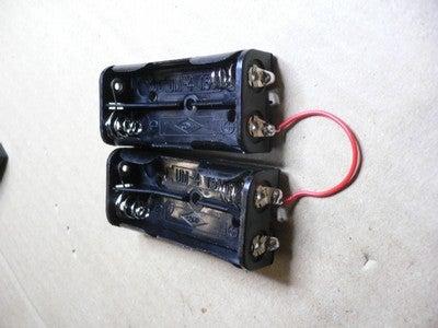 Prepare Battery Holders