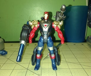 The Ultimate Iron Man Assemblers Figure