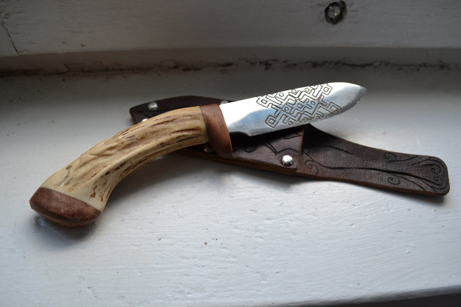 Completion of the Knife