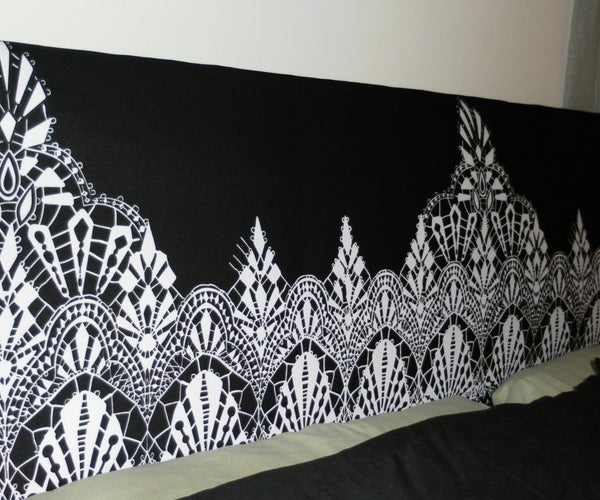 Make a Headboard for Your Bed