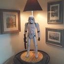 Storm Trooper Lamp