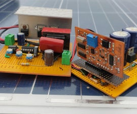 200W Modified Square Wave Inverter With Crystal Control
