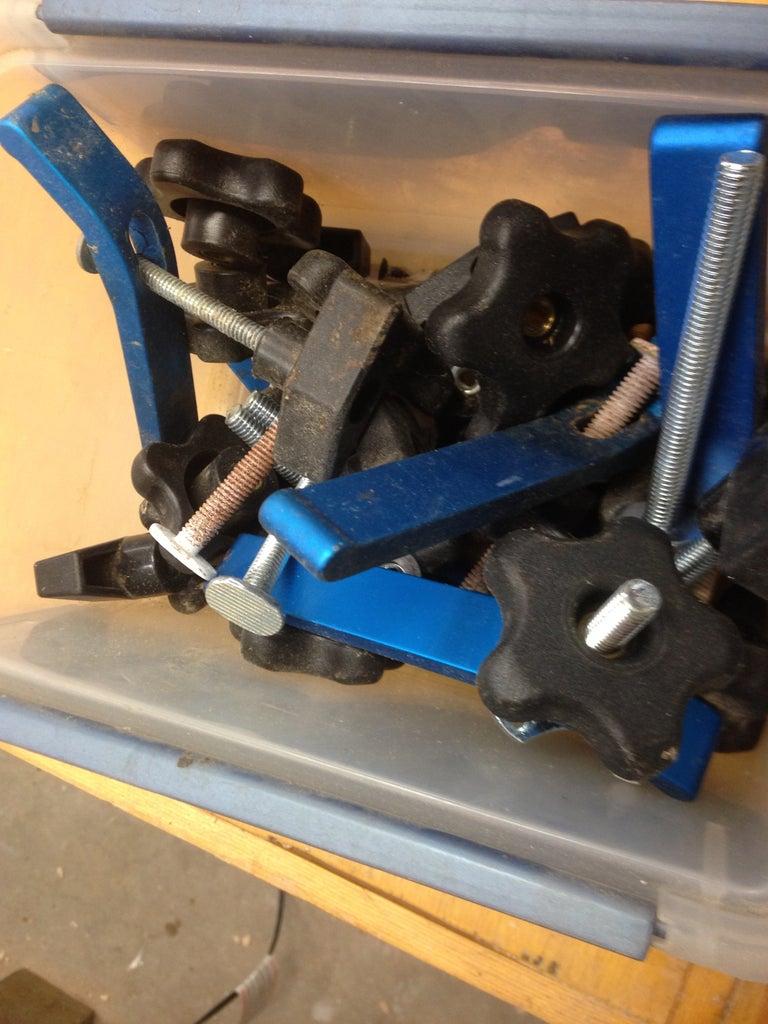 Adjustable Mounting Block