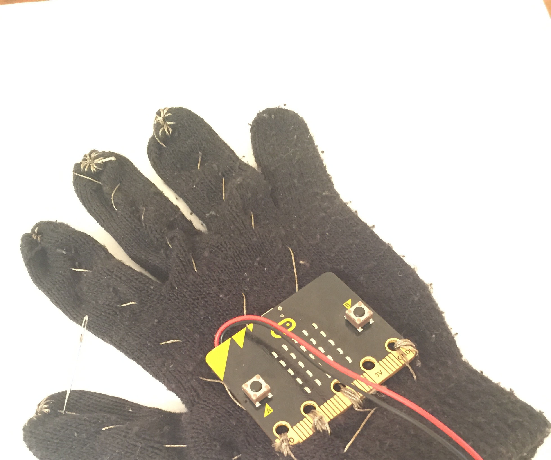 Conductivity Detection Glove