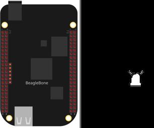 Pulse a LED With the BeagleBone and C++