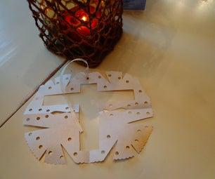 Sunday School Snowflake Project