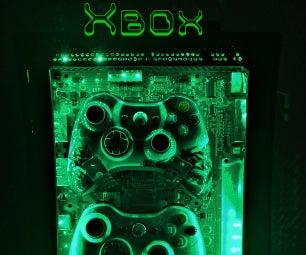 Xbox Shadow Box