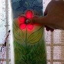 Arduino controlled Interactive wallpiece