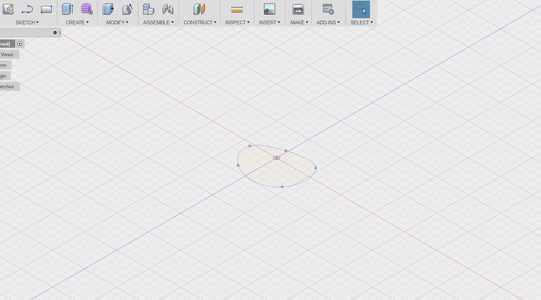 Sketch Slicing Profile of Organic Shapes in Fusion 360