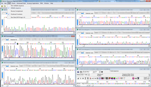 Advanced DIYBio Genetic Analysis: Sequence Alignment and Analysis