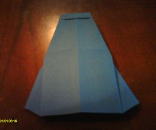 How to Make an Origami Skirt