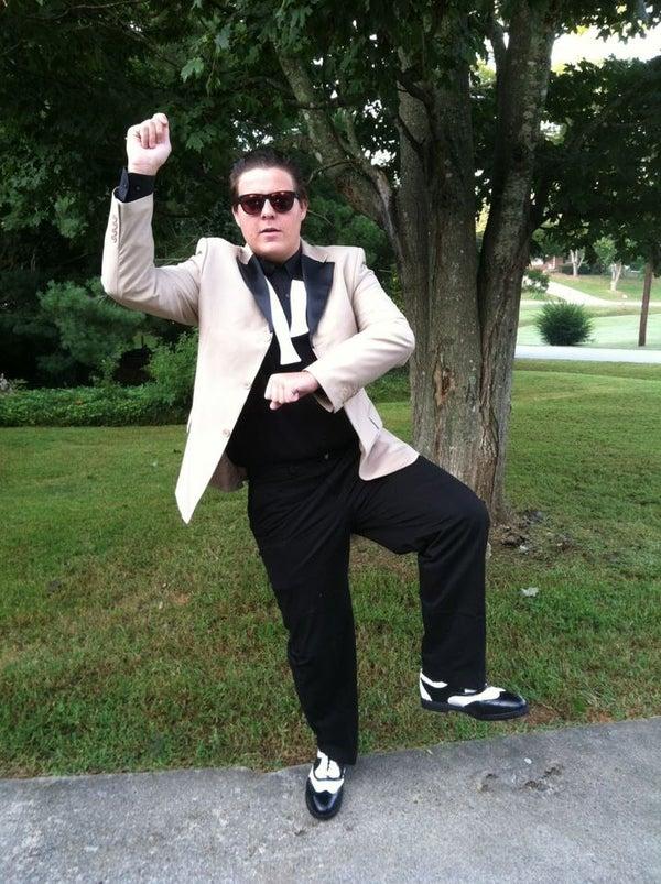 $15 PSY Gangnam Style Costume for Halloween