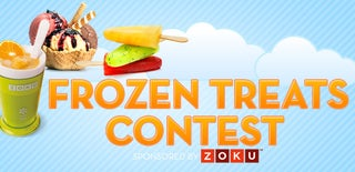 Frozen Treats Contest