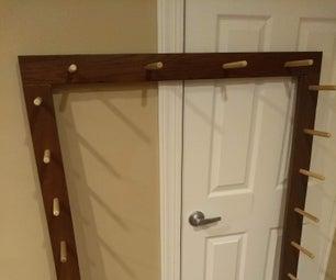 Reclaimed Oak Warping Board