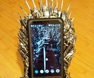Game of Thrones Iron Throne Phone Dock
