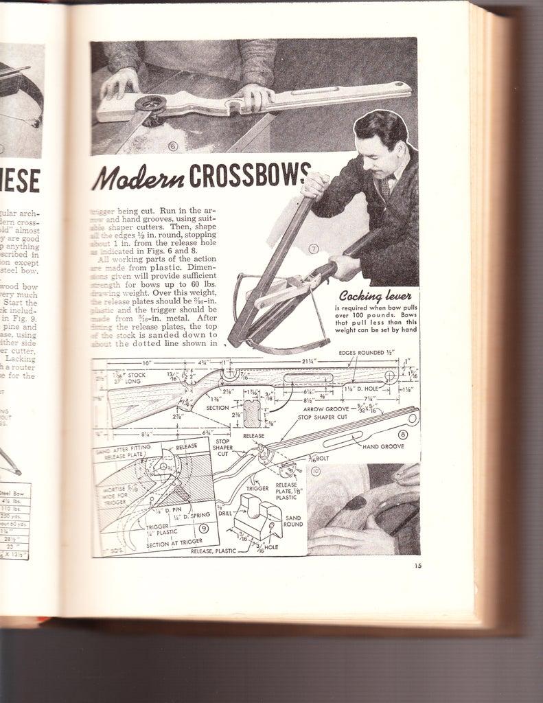 Crossbow Plans