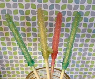 How NOT to Make Rock Candy