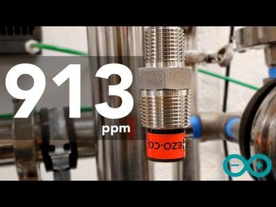 Using an Atlas Scientific CO2 Sensor With an Arduino