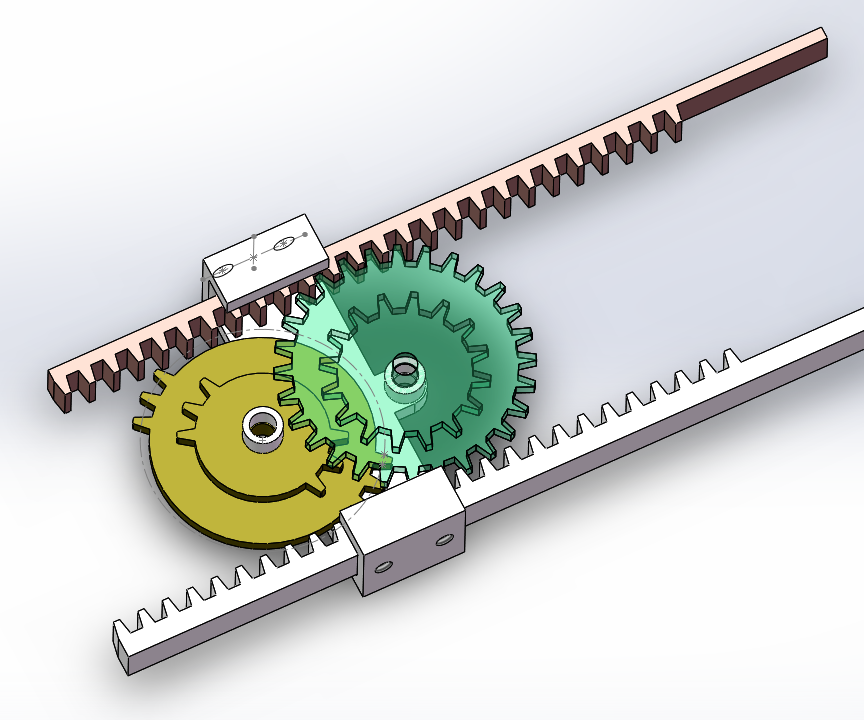 A Kind of Motion Conversion Mechanism