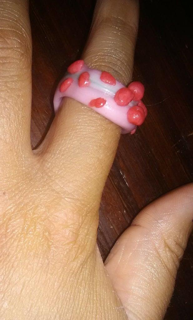 Edible Jewelry Set