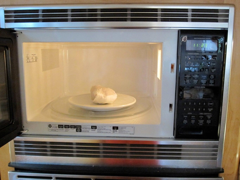 Preparing the Potato
