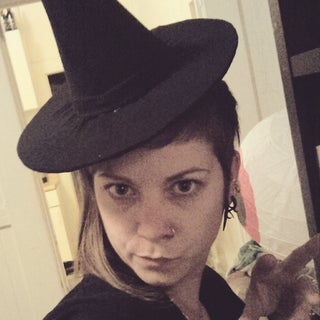 Witch Hat Quick and Easy