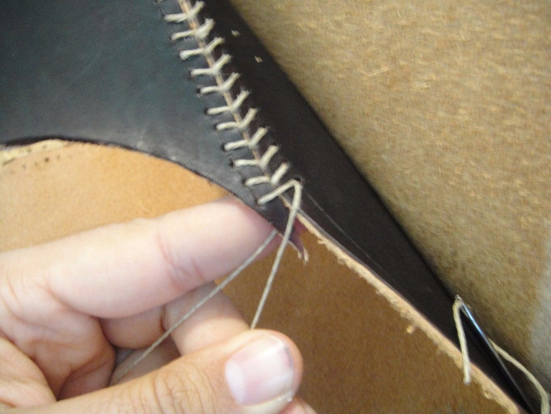 The Baseball Stitch