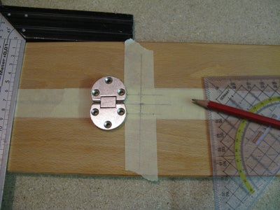 Adding the Hinges
