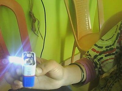 Inserting Light
