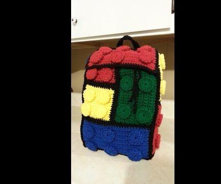 Crochet Backpack Tutorials