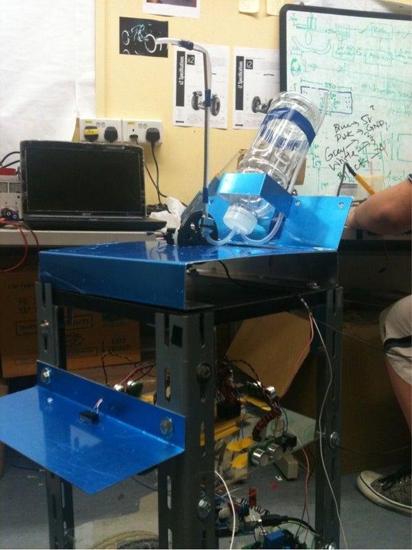 Bar Robot