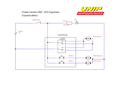 Electrical Scheme and How It Should Work