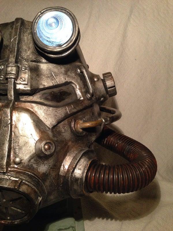 Fallout 3 T-45d Helmet