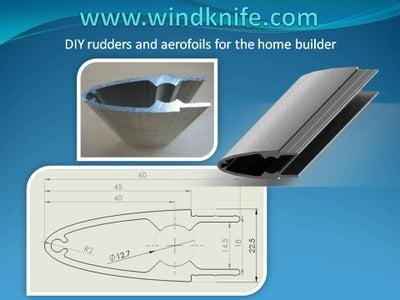 Rudder or Daggerboard