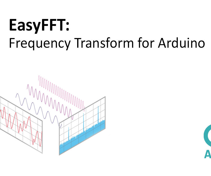 EasyFFT: Frequency Transform for Arduino